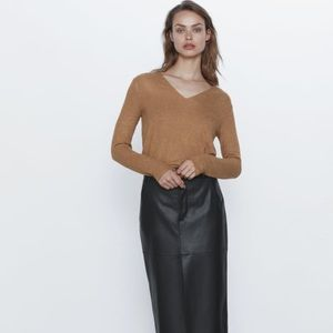 Zara Soft Feel Sweater